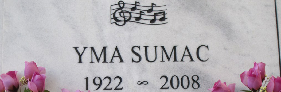 The great Yma Sumac – Mambo!